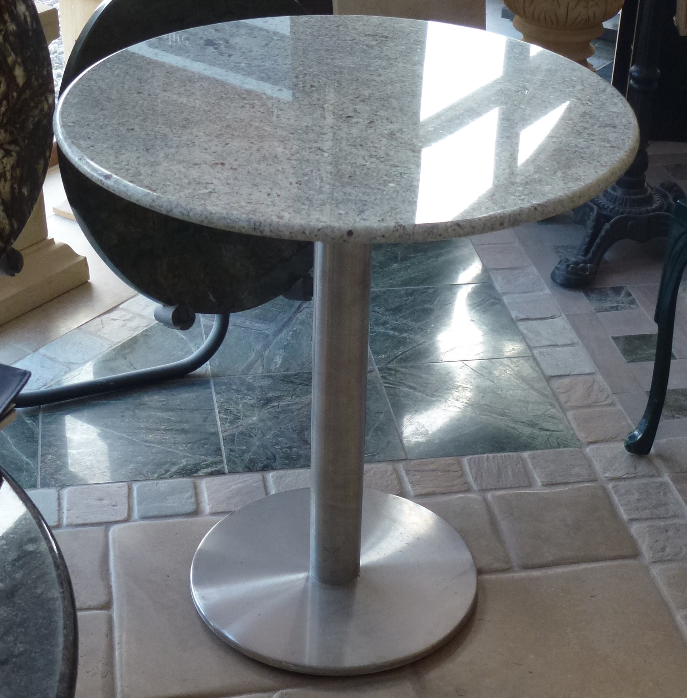 Round Granite Table Tops Home Design Ideas And Pictures